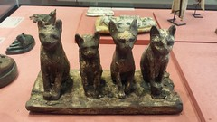20161208_113224 (enricozanoni) Tags: cat egypt gatto egitto chat ancient egyptian art louvre paris statues sarcophagi musical instruments cats stele frescoes hieroglyphics