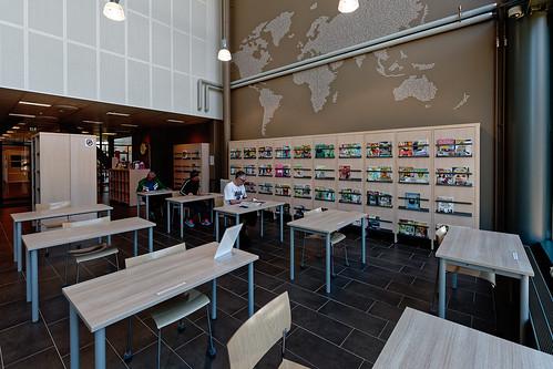 Jyväskylän kaupunginkirjasto / Jyväskylä City Library