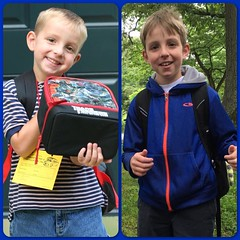 20170608  First and last day at Bodkin Elementary School. Holy cow! (lasertrimman) Tags: 20170608 first last day bodkin elementary school holy cow quin