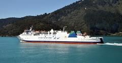 Interislander Ferry - Aratere (Lim SK) Tags: interislander ferry aratere