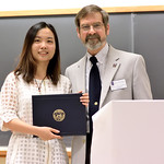 Xiao Han, Distinction in Psychology, Robert Wickesberg