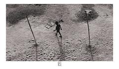 Middle (krishartsphotography) Tags: krishnansrinivasan krishnan srinivasan krish arts photography fineart monochrome kid middle sticks shadow three silhouette kollidam trichy tiruchirappalli tamilnadu india
