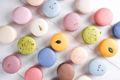 Traditional colorful french macarons (lyule4ik) Tags: macaroon macaron sweet cake french biscuit snack food delicious cookie dessert france tasty traditional color bakery gourmet flavor chocolate background pink confectionery brown cuisine row coffee assorted green yellow assortment colorful confection nobody orange pastry candy sugar box bake calories closeup gastronomy horizontal lemon pistachio sandwich specialty strawberry
