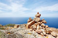 Stairway To Heaven - Tour de Turghiu (macplatti) Tags: hiking wanderung baladecorse balade travel corse korsika tourdeturghiu seaside panorama view mediterranian coast kueste steilkueste piana france fra