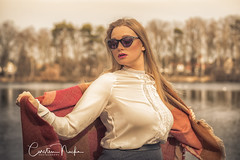 Shooting am See, 04.03.2017 (carsten.nacke) Tags: shooting laura diederich lauradiederich silviahettig silvia hettig garbsen schwarzersee hannover fotoshooting carstennacke carsten nacke shlifestylemakeupatelier photoshooting beauty fashion singersongwriter funshooting lovelyday hairstylist sixdih