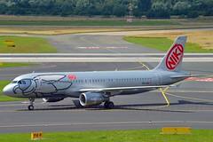 """Reggae"" Niki OE-LEE Airbus A320-214 cn/2749 became D-ABHF Eurowings 27. Mar 2017 @ EDDL / DUS 26-06-2016 (Nabil Molinari Photography) Tags: reggae niki oelee airbus a320214 cn2749 became dabhf eurowings 27 mar 2017 eddl dus 26062016"