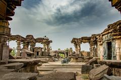Ganapur_03 (SaurabhChatterjee) Tags: andhra ganapur telengana warangal temples