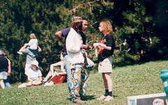 SF - Njacko Backo - Meeting (rumimume) Tags: rumimume 90s owensound ontario canada kelsobeach photo music festival summerfolk performer outdoors people folk fun summer august weekend