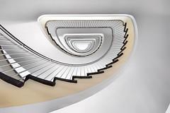 vortex (christian mu) Tags: architecture muenster münster germany minimalism stadthausi stairs staircase sonya7ii 15mm 1545 voigtländer1545 voigtländer sony christianmu