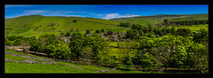 Kettlewell, Yorkshire (Kev Walker ¦ From Manchester) Tags: architecture britishculture building canon1100d canon1855mm clouds colorfull countryside england hdr kettlewell northyorkshire outdoor photoborder postprocessing themoors tranquil unspoilt village wharfedale yorkshire yorkshiredales