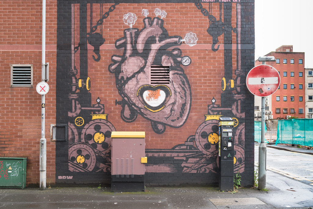 STREET ART AND GRAFFITI IN BELFAST [ANYTHING BUT THE FAMOUS MURALS]-129139