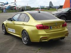 2016 BMW M3 (harry_nl) Tags: netherlands nederland 2017 lelystad aviodrome bmw m3 kn756h sidecode9