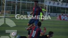 Semifinal Copa Federación Juvenil. CD Roda 4-1 Levante UD (01/06/2017), Jorge Sastriques.