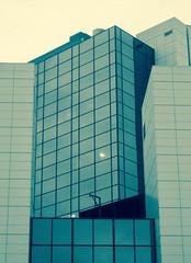 New Godz #3 (emiliano.bertocchi) Tags: architecure new godz urban lines buidling geometry blue liverpool england