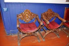 4-128 La Placita Chairs (megatti) Tags: albuquerque chairs desert laplacita newmexico nm restaurant
