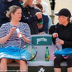 Tracy Austin, Kim Clijsters