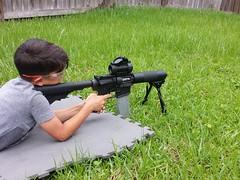 20170608_180140(0) (Slick_Rick77) Tags: cmmg anderson 22lr dedicated 22 ar22 45 barrel pistol sbr suppressor gm22 gemtech silencer