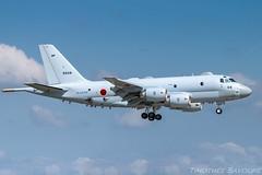 PAS17 | Japan Maritime Self-Defense Force Kawasaki P-1 (Timothée Savouré) Tags: kawasaki p1 japan maritime selfdefense force paris air show le bourget