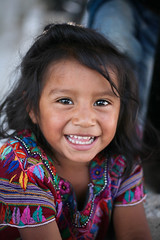 Portrait of Young Girl (mayanfamilies) Tags: guatemala mayanfamilies tierralinda vitaminangels children distribution malnutrition vitamins wellness fundaciónfamiliamaya mayan families charity donate canon eos 5d