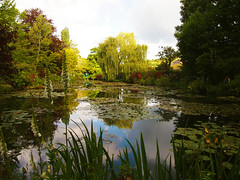 Claude Monet's Garden,  Giverny, Normandy, France (JFGryphon) Tags: monetsgarden givernyfrance giverny normandy lilypond