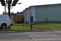 Milwaukee Road heritage (antennawizard) Tags: switch chevron target milw cn rockford il illinois eastbelt spur train railroad tracks ic aetna 11thstreet industrial cmg