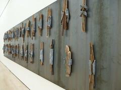 Jannis Kounellis (sangiovese) Tags: kunst arte ars art mart rovereto trentino italia italy jannis kounellis
