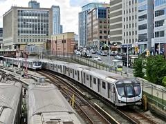 Toronto Transit Commission 6021-6026 (YT   transport photography) Tags: ttc toronto transit commission subway bombardier torontorocket