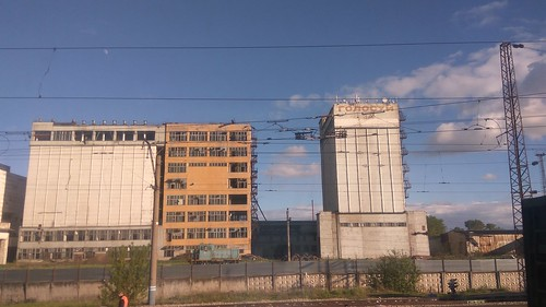 Krasnoyarsk_Krai gorodskoe_poselenie_Zaozernyj ulitsa Prohorova ©  trolleway