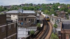 Passing Peckham (McTumshie) Tags: 141y 20170520 belmondbritishpullman london peckham peckhamrye class67 england unitedkingdom
