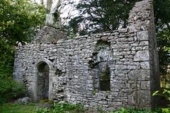 IMG_2073 (misssamsmart) Tags: merthyrmawr wales coast april spring brick woodland wood forest garden estate old ruin church chapel stones inscribed medieval stroch stroque 15thcentury