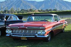 11th Annual Cal-Rods Car Show (USautos98) Tags: 1959 chevrolet chevy impala hotrod streetrod custom