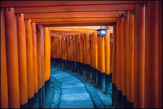 KYOTO  Fushimi Inari taisha             伏見稲荷大社