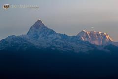 sarangkot- sunrise-11 logo (anindya0909) Tags: nepal sarangkot sunise sunrise