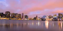 Docklands Melbourne (sai_photosnaps) Tags: melbourne sunset docklands yarra river dusk cityscape cloudy