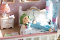 DSC09833-2 (kixkillradio) Tags: dollhouse miniature yotsuba trading figures toy photography sony a6500