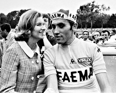 1969 The Loving Summer of 69 (Sallanches 1964) Tags: eddymerckx claudinemerckx tourdefrance 1969 yellowjersey roadcycling grandtour allyouneedislove