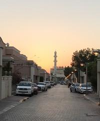 Just before sunset, Ramadan 2017, Al Ain, UAE (Patrissimo2017) Tags: alain sunset mosque