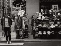 E. 45th Street, NYC (SG Dorney) Tags: nyc ny bw monochrome blackandwhite newyorkcity people life streetlife city manhattan midtown street streetphoto streetphotography