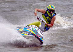Jet Ski Racing at Leisure Lakes, near Southport - Number 11 Aaron Cantwell (Steve M. Walker) Tags: jet ski racing leisure lakes southport 11 aaron cantwell