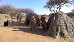 San / Bushmen ladies demonstrate ball game (10b travelling) Tags: 10btravelling 2016 africa african afrika afrique bushmen carstentenbrink conservancy iptcbasic kalahari khoisan naankuse namibia namibian namibie namibië nyaenyae people places san southwestafrica southwest suidwesafrika südwestafrika windhoek ball chant dance ethnic firstnation game group huntergatherer indigenous sanctuary sing south southern southwestern tenbrink tribe wildlife women