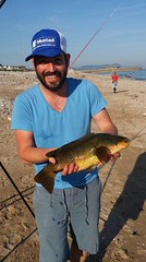 """Dan Brownley 4lb Ballan Wrasse • <a style=""""font-size:0.8em;"""" href=""""http://www.flickr.com/photos/113772263@N05/34510825503/"""" target=""""_blank"""">View on Flickr</a>"""