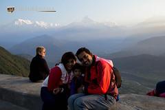 sarangkot- sunrise-27 p logo (anindya0909) Tags: nepal sarangkot sunise sunrise