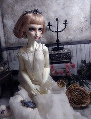 PlayerOne01 (batchix) Tags: bjd doll ball jointed arttoy toy fairy elf girl