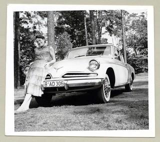1953 Studebaker Champion Regal Starlight Coupe