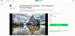 A New Kickstarter Project! (John E Adams) Tags: kickstarter shrimpboats photographs gulf coast