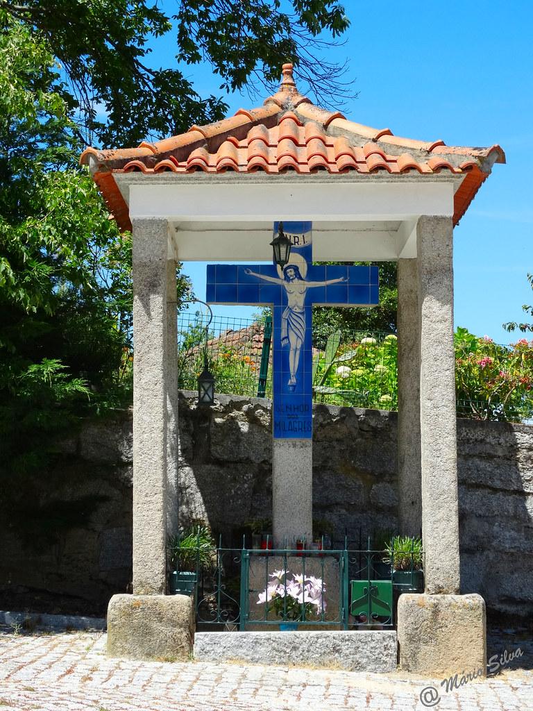 Águas Frias (Chaves) - ... Nº Sr. dos Milagres ...