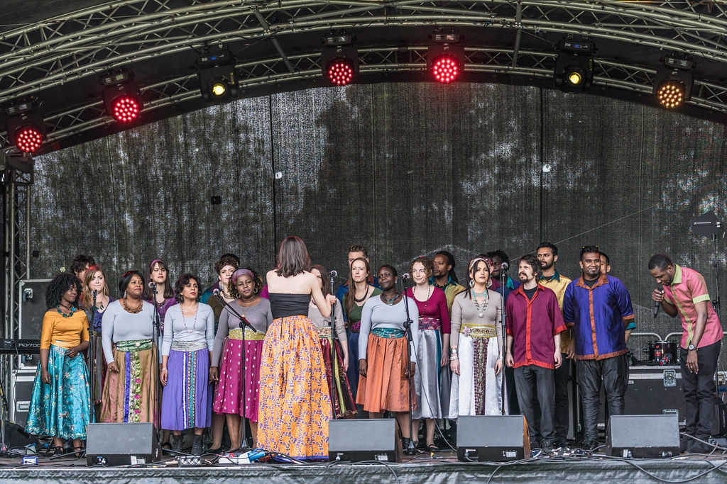 Discovery Gospel Choir At Africa Day 2017 In Dublin [Ireland Leading Multicultural Choir]-128830