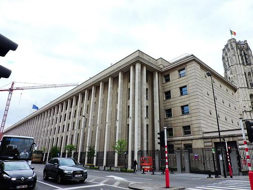 Banque Nationale de Belgique, Brussels