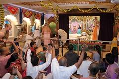 Snana Yatra 2017 - ISKCON-London Radha-Krishna Temple, Soho Street - 04/06/2017 - IMG_2317 (DavidC Photography 2) Tags: 10 soho street london w1d 3dl iskconlondon radhakrishna radha krishna temple hare harekrishna krsna mandir england uk iskcon internationalsocietyforkrishnaconsciousness international society for consciousness snana yatra abhishek bathe deity deities srisri sri lord jagannath baladeva subhadra 4 4th june summer 2017
