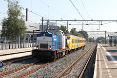 Volker Rail, 203-1 + NS 455 (Chris GBNL) Tags: volkerrail train trein 2031 v100 ns nederlandsespoorwegen 455 mat64 planv